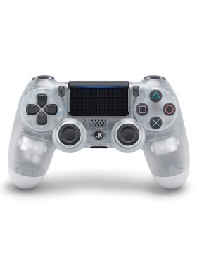 Sony Playstation PS4 Controller Dualshock 4 Crystal Colour CUH-ZCT2G/CRYS  (Original) - 1 Year Warranty By Sony Malaysia