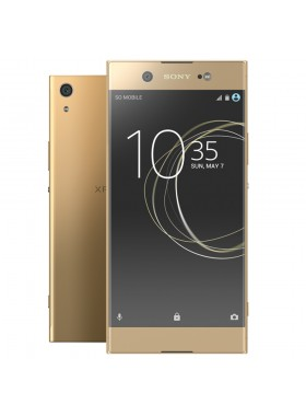 (DISPLAY) Sony Xperia XA1 Ultra Smartphone 4GB RAM 64GB Gold Colour (Original) 1 Year Warranty By Sony Malaysia
