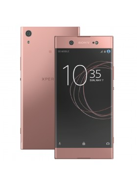 (DISPLAY) Sony Xperia XA1 Ultra Smartphone 4GB RAM 64GB Pink Colour (Original) 1 Year Warranty By Sony Malaysia