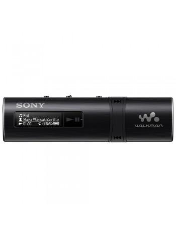 *Buy 1 Free 1!* Sony NWZ-B183F/B MP3 Player 4GB Walkman NWZ-B183F (Original) from Sony Malaysia - Black Colour (FREE MDR-EX15AP/W)