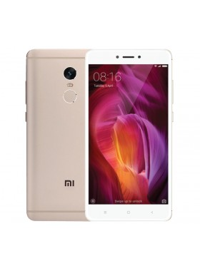 Xiaomi Redmi Note 4 Smartphone 4GB RAM 64GB Gold Colour (Original) 1 Year Warranty By Mi Malaysia