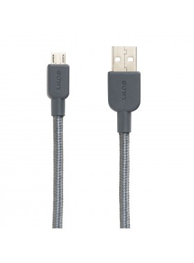 Sony CP-ABP150 Premium USB-A to Micro USB Charging Cable 1.5 Meter Grey Colour (Original)