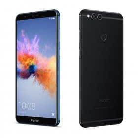 Honor 7X Smartphone 4GB RAM 64GB Black Colour (Original) 1 Years Warranty
