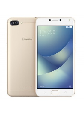 Asus Zenfone 4 Max Pro ZC554KL Smartphone 3GB RAM 32GB Gold Colour (Original) 1 Year Warranty By Asus Malaysia