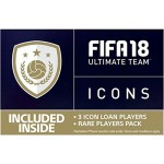 Sony PS4 Voucher for Game FIFA 18 Standard Edition Playstation 4 (Original)