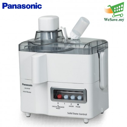 Panasonic MJ-M170P Juicer Blender (Original) 1 Years Warranty By Panasonic Malaysia