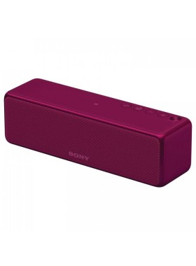 (DISPLAY) Sony SRS-HG1 Bordeaux Pink Portable Wireless Speaker h.ear go with Wi-Fi® & Hi-Res Audio SRS-HG1/P (Original) by Sony Malaysia