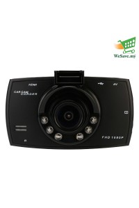 Car Camera Camcorder DVR Dash Cam (WITH NIGHT VISION) Recorder Black Colour (Original)