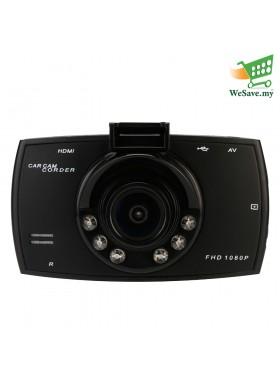 Car Camera Camcorder DVR Dash Cam (WITH NIGHT VISION) Recorder Black Colour (Original)