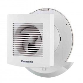 "Panasonic FV-10EGK1 4"" Wall Mount Ventilating Fan (Original)"