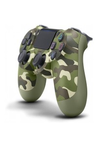 Sony Playstation PS4 Controller Dualshock 4 Green Camouflage Colour CUH-ZCT2G/GC (Original) 1 Year Warranty By Sony Malaysia