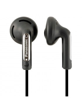 Panasonic RP-HV154 Black In-ear Leader Headphones RP-HV154/B (Original) from Panasonic Malaysia