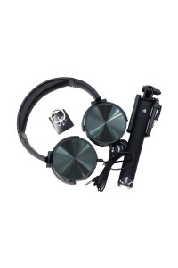 Huawei Nova Series Pack Gporty Gift Bundle (Headphone + iRing + Wired Aluminium Selfie Stick) (Original)
