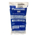 Panasonic Type C-16 Vacuum Cleaner Dust Bag (Original)