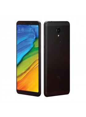 Xiaomi Redmi 5 Smartphone 3GB RAM 32GB Black Colour (Original) 1 Year Warranty By Mi Malaysia