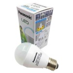Panasonic LDAHV8D65H2AP 8W LED Cool Daylight Light Bulb (Original)