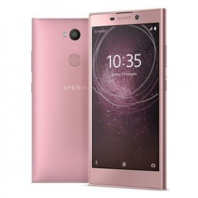 *DISPLAY Sony Xperia L2 Smartphone 3GB RAM 32GB Pink Colour (Original) 1 Year Warranty By Sony Malaysia