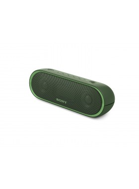 Sony SRS-XB20 Green Portable Wireless BLUETOOTH® Speaker SRS-XB20/G (Original) from Sony Malaysia