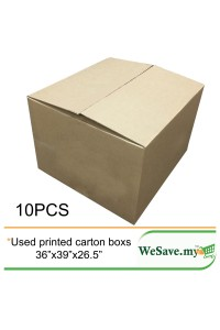 Corrugated Shipping Boxes Mailing Moving Packing Carton 10Pcs in cm