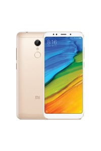 (DISPLAY) Xiaomi Redmi 5 Smartphone 2GB RAM 16GB Gold Colour (Original) 1 Year Warranty By Mi Malaysia
