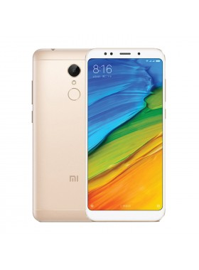 Xiaomi Redmi 5 Smartphone 2GB RAM 16GB Gold Colour (Original) 1 Year Warranty By Mi Malaysia