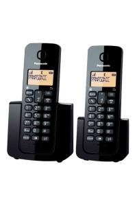 Panasonic KX-TGB11ML2B Digital Cordless Phone with 2 Handset (Original)