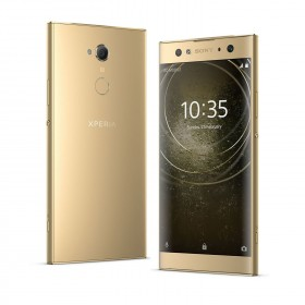 (DISPLAY) Sony Xperia XA2 Ultra Smartphone 4GB RAM 64GB Gold Colour (Original) 1 Year Warranty By Sony Malaysia