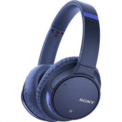 Sony WH-CH700N Blue Wireless Noise Cancelling Headphones WH-CH700N/L (Original) from Sony Malaysia