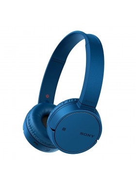 Sony WH-CH500 Blue Wireless Headphones WH-CH500/L (Original) from Sony Malaysia