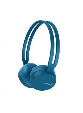 Sony WH-CH400 Blue Wireless Headphones WH-CH400/L (Original) from Sony Malaysia