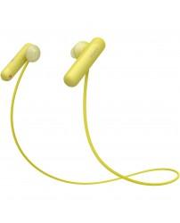 Sony WI-SP500 Yellow Wireless In-ear Sports Headphones WI-SP500/Y (Original) from Sony Malaysia