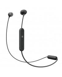 Sony WI-C300 Black Wireless In-ear Sports Headphones WI-C300/B (Original) from Sony Malaysia
