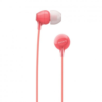 Sony WI-C300 Red Wireless In-ear Headphones WI-C300/R (Original) from Sony Malaysia