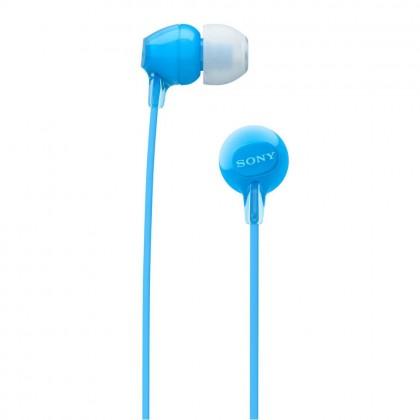 Sony WI-C300 Blue Wireless In-ear Headphones WI-C300/L (Original) from Sony Malaysia