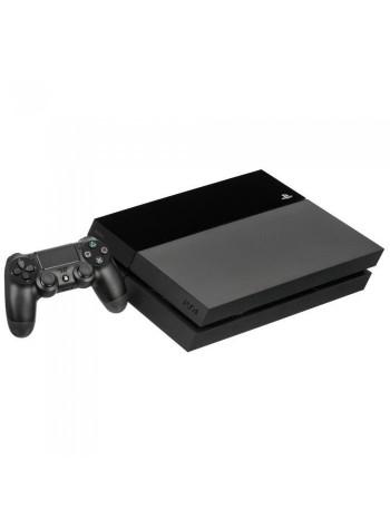 *Display Unit* Sony PS4 CUH-1006A/B PlayStation 4 Console 8GB RAM  500GB Black Color + Games (Original)