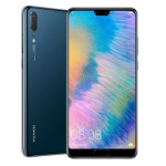 (DISPLAY) Huawei P20 Smartphone 4GB RAM 128GB Midnight Blue Colour (Original) 1 Year Warranty By Huawei Malaysia