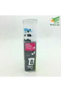 Bone USB Stick - Blue Cap Panda - 8GB Flash Drive / Pen Drive / Thumb Drive / Flash Stick / Memory Stick from Bone Collection