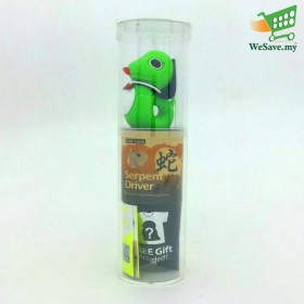 Bone USB Stick - Green Serpent - 8GB Flash Drive / Pen Drive / Thumb Drive / Flash Stick / Memory Stick from Bone Collection