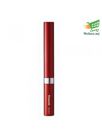 Panasonic Doltz EW-DS11/R Battery Operated Toothbrush Red Color (Original)