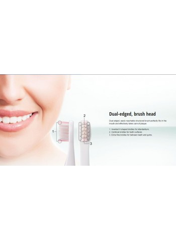 Panasonic Doltz EW-DS11/P Battery Operated Toothbrush Pink Color (Original)
