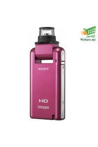 (DISPLAY UNIT) Sony MHS-PM5K Bloggie Camera Pink Colour