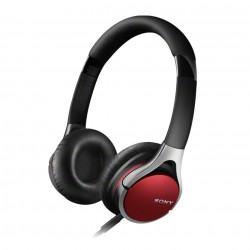 Sony MDR-10RC Red Headphones High-Resolution Audio MDR-10RC/R (Original) by Sony Malaysia