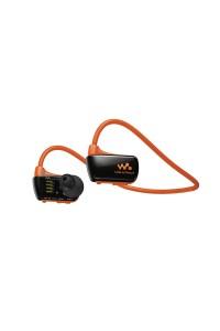 *One Last Unit!* Sony NWZ-W273S Orange MP3 Player 4GB Waterproof Walkman NWZ-W273S/D (Original) from Sony Malaysia