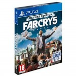 Sony PS4 Game Far Cry 5 PlayStation 4 Deluxe Edition (Original) - R3