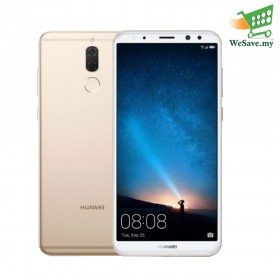 (DISPLAY) Huawei Nova 2i Smartphone 4GB RAM 64GB Gold Colour (Original) 1 Year Warranty By Huawei Malaysia