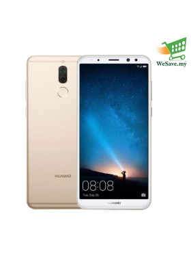 Huawei Nova 2i Smartphone 4GB RAM 64GB Gold Colour (Original) 1 Year Warranty By Huawei Malaysia