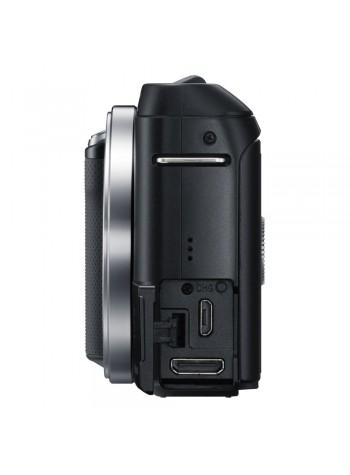 (DISPLAY UNIT) Sony Alpha NEX-F3Y 16.1MP Mirrorless Digital Camera With 18-55mm Lens Black Colour
