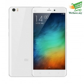(DISPLAY UNIT) Xiaomi Mi Note Smartphone 3GB RAM 64GB White Colour (Original) 1 Year Warranty By Mi Malaysia