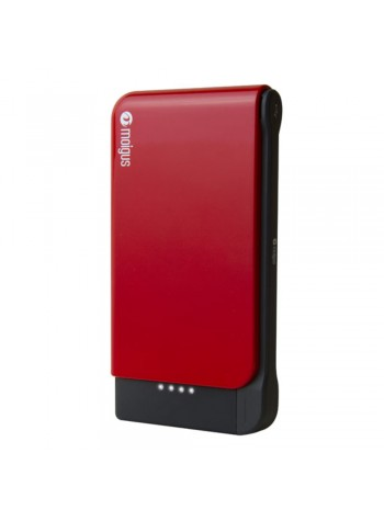 (DISPLAY UNIT) Moigus 8100mAh Power Bank Red Colour (Original)