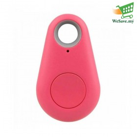 iTag Anti-lost & Anti-theft Safety Alarm Tracker with Wireless Bluetooth 4.0 Pink Colour (Original)
